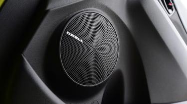 Hyundai Kona Diesel - speaker