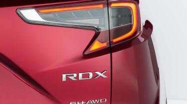 Acura RDX Prototype - tail-light