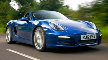 Porsche Boxster - best used convertibles