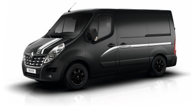 renault master premier edition front