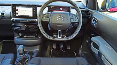 Citroen C4 Cactus - interior