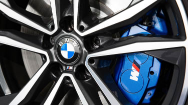BMW X2 M35i - wheel detail