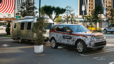 Land Rover Discovery - Advanced Trailer Assist 5