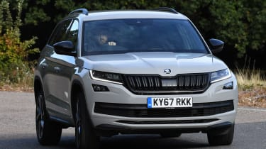 Skoda Kodiaq - best 7-seater cars