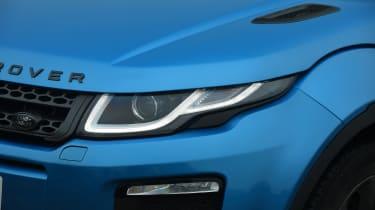 Range Rover Evoque - headlight