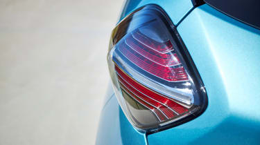 Renault ZOE - rear light