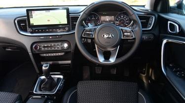 Kia XCeed - dash