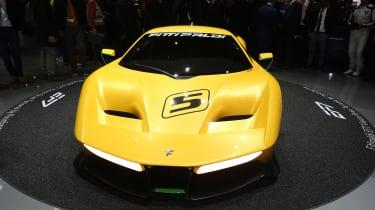 Pininfarina Fittipaldi EF7 Geneva - full front