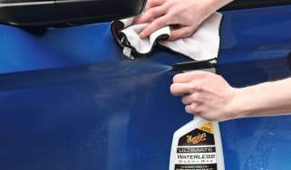 waterless car washes tested header shot