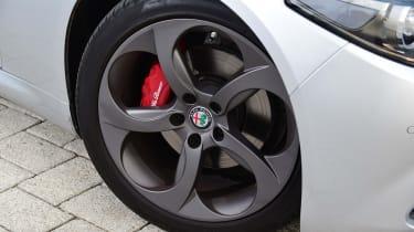 Alfa Romeo Giulia - Wheel