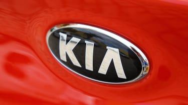 Kia Ceed - Ka badge