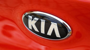 Kia Ceed - Ka badge