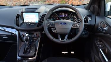 Ford Kuga - dash