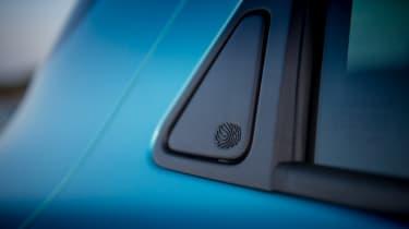 Renault ZOE - door handle