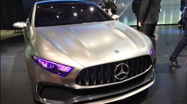 Mercedes Concept A front