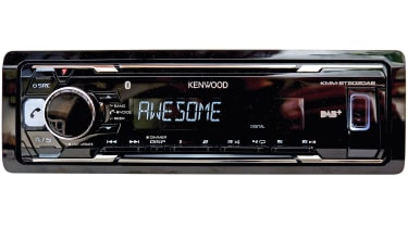 Kenwood KMM-BT502
