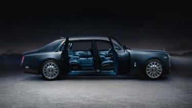Rolls-Royce Phantom Tempus - side open doors