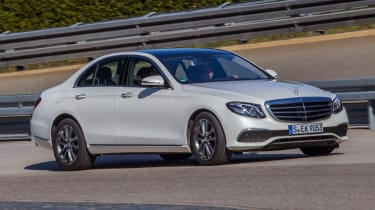 70 years of Mercedes E-Class - W213 2016