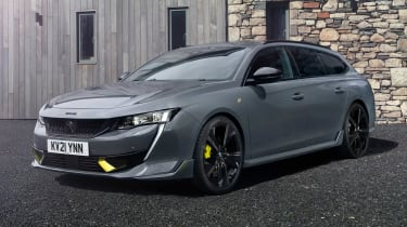 Peugeot 508 Sport Engineered - front static