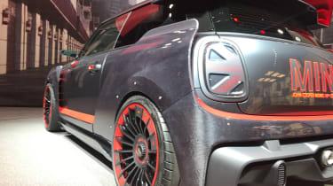 MINI John Cooper Works GP concept - Frankfurt rear detail