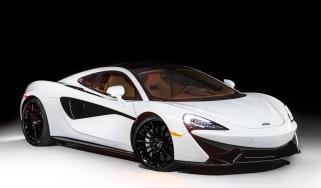 McLaren 570GT by MSO Concept - front quarter