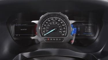 Ford Ranger 3.2 TDCi 2016 - instruments