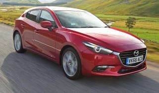 Mazda 3 2016 - front tracking