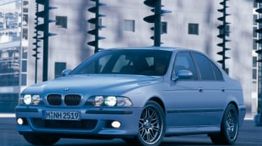 Best BMW M cars ever - E39 M5