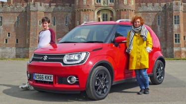 Long-term test - Suzuki Ignis - static front