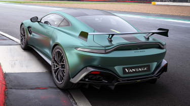 Aston Martin Vantage F1 Edition - rear