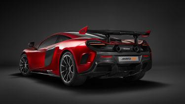 McLaren MSO HS rear