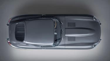 Jaguar E-Type 60 Collection - coupe above