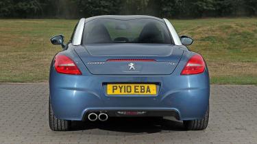Used Peugeot RCZ - full rear