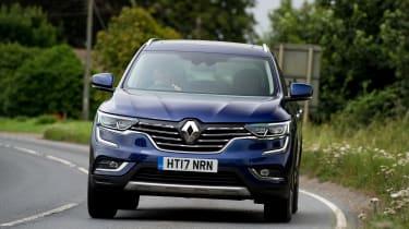Renault Koleos - front cornering