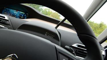 Citroen Grand C4 Picasso speedo