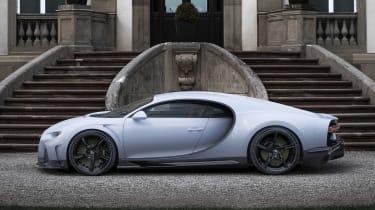 Bugatti Chiron Super Sport - side static