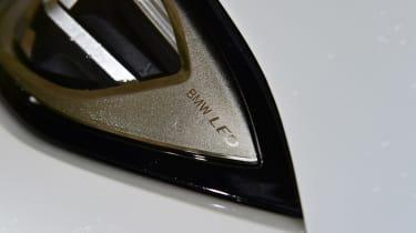 BMW 3 Series long termer - first report front light