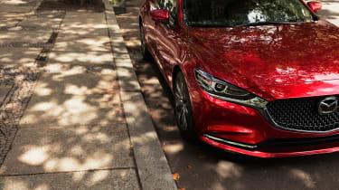 Mazda 6 - front