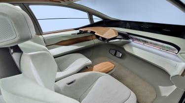 Audi AI:ME - cabin
