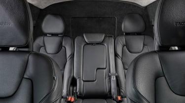 Volvo XC90 Armoured - seats
