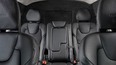 Volvo XC90 Armoured - seats