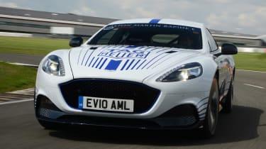 Aston Martin Rapide E - full front
