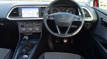 SEAT Leon ST - dash