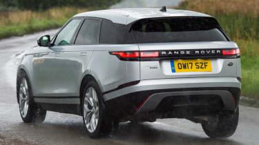 Range Rover Velar - rear quarter action