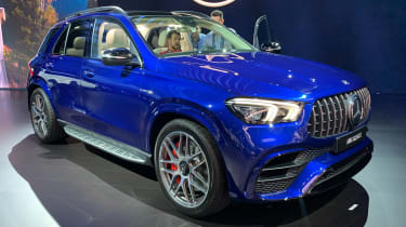 Mercedes-AMG GLE 63 S - Los Angeles front