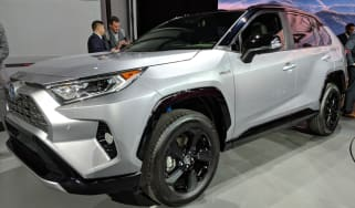 New Toyota RAV4 - New York Auto Show
