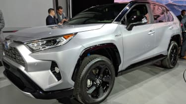 New Toyota RAV4 - New York Auto Show