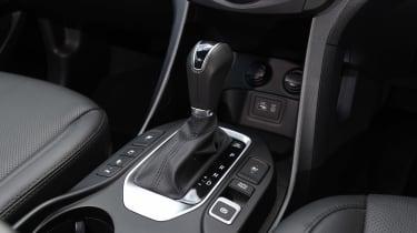 Hyundai Santa Fe - transmission