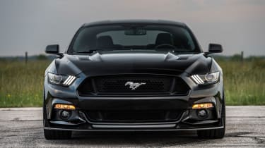 Hennessey Ford Mustang HP800 - front
