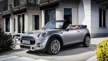 MINI Open 150 Convertible - front quarter